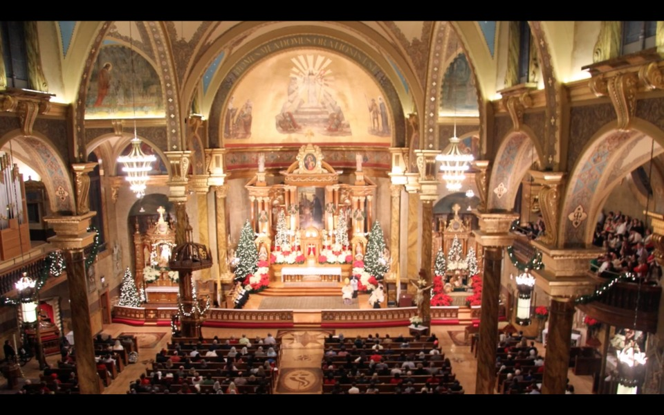 Saint John Cantius Church, Facebook